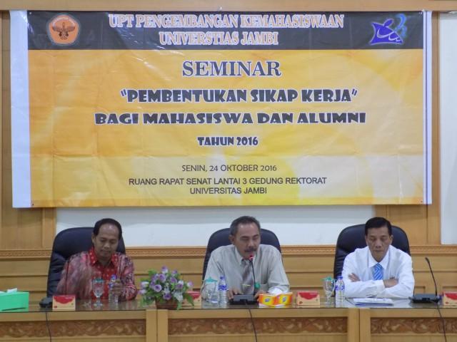 UPT Pengembangan Adakan Seminar