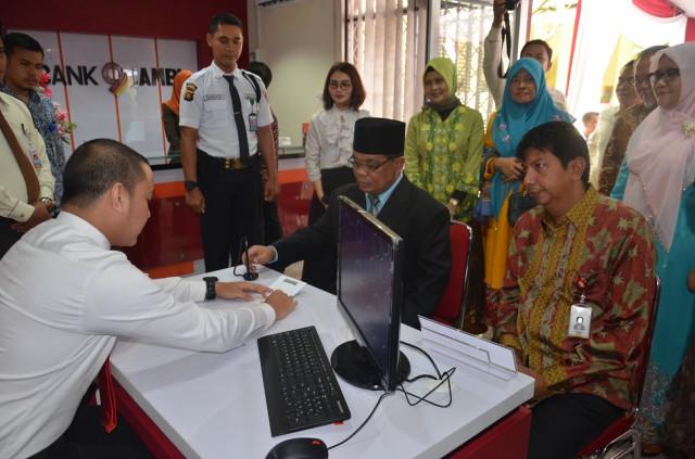 Bank 9 Jambi Buka Kantor Kas di Unja