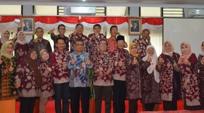 Dr. Helmi, Calon Dekan Terpilih FH.UNJA Periode 2017-2021
