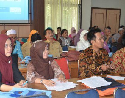 LP2M Adakan Workshop Penyusunan Proposal Penelitian