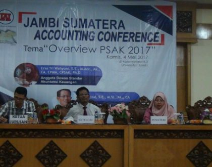 FEB HELAT JAMBI SUMATERA ACCOUNTING CONFERENCE