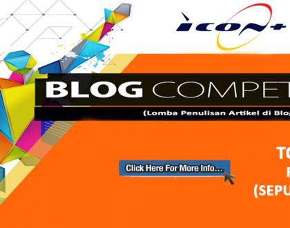 Lomba Penulisan Artikel di Blog Untuk Kalangan Pelajar dan Mahasiswa (Universitas Jambi)