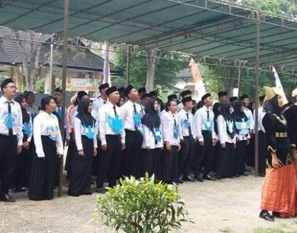 TANAMKAN CINTA BUDAYA INDONESIA,PKK FISIPOL BERLANGSUNG MERIAH