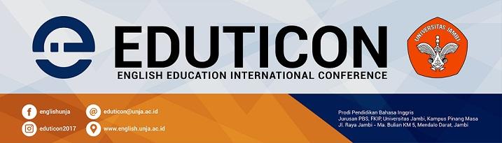 English Education International Conference (EDUTICON) 2017