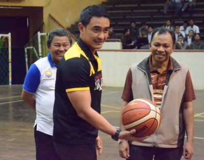 GUBERNUR JAMBI BUKA FEB BASKETBALL COMPETITION 2017
