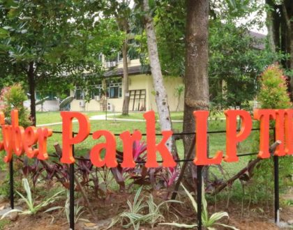 INISIASI CYBER PARK, LPTIK DORONG PEMANFAATAN RUANG PUBLIK