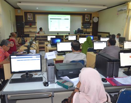 LPTIK adakan Workshop Paper Less Office