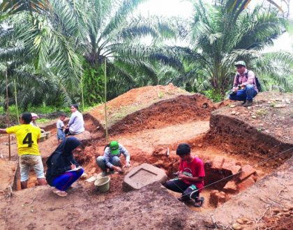 Arkeologi UNJA Diundang Meneliti Ke Padanglawas-Sumatera Utara