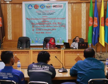 IKATAN ILMUWAN INDONESIA INTERNASIONAL GELAR PUBLIC LECTURE SERIES
