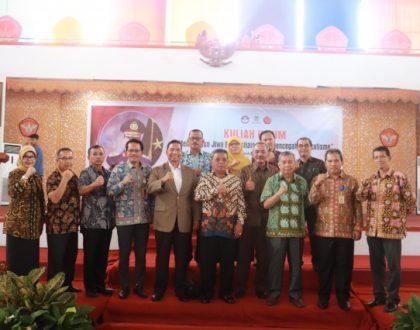 KULIAH UMUM BERSAMA BADAN INTELEJEN NEGARA REPUBLIK INDONESIA