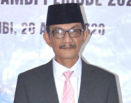 MENGENAL SOSOK DR. JUNAIDI, DEKAN TERPILIIH FAKULTAS EKONOMI DAN BISNIS 2020-2024
